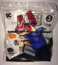 Justice League Action Superman/Wonder Woman Magnetic Grabber Toy McDonalds 3 NEW