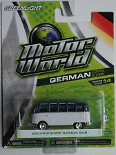 Greenlight - VW T1 Samba-Bus hellgrau/dunkelblaumet. Neu/OVP