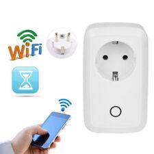 Wifi Smart Steckdose Smart Home Fernbedienung Timing Power Socket Funksteckdose