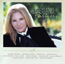 Streisand - Partners - CD (2014) - NEW