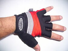10 PAIRS X   CLEARANCE STOCK, DELUXE BICYCLE GLOVES