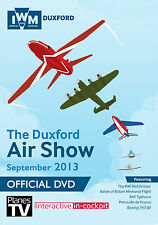 IWM Duxford Airshow 2013 Official DVD - Aircraft Aviation Planes Warbirds