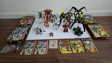 Lego Exo-Force sets 7700 / 7701 / 7708 / 8100 / 8101 / 8104 / 8105 + 7705*