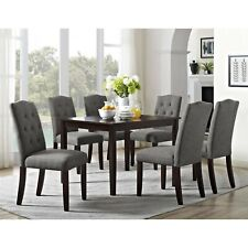 Dining Room Table Set For 6 Modern Wood Kitchen Tables And Chairs Sets 7 Piece