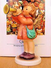 HUM #32 LITTLE GABRIEL TM7 GOEBEL M.I. HUMMEL FIGURINE ANGEL GERMANY NIB B680
