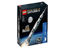 LEGO® Ideas 21309 LEGO® NASA Apollo Saturn V  +NEU OVP* BLITZVERSAND!