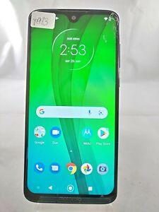 Motorola Moto G7 XT1962-1 64GB AT&T Google FI GSM Unlocked Smartphone Black X983