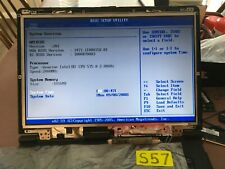 "LG Phillips 15.4"" LCD Screen LP154W01(TL)(D2). 30 Pin WXGA TESTED WORKING (S57)"
