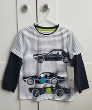 Baby Boys Clothes F/&F  2 Pack Striped Summer Vest T-Shirts Tees 3-6 Months BNWT