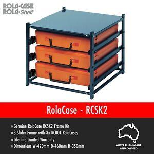 RolaCase RCSK2 Storage Tool Box Organiser Racking Van Shelving Frame Kit GENUINE