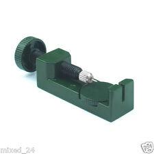 Grün Armbandkürzer Stiftausdrücker Stiftaustreiber Uhrenwerkzeug  3 Ersatzstifte