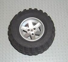 LEGO Technic Rad Big Weehl Felge 22969 aus 8466 8477 Truck Reifen Technik BWt1