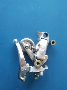 Vintage 1986 Campagnolo Triomphe S3 front and rear gear mech all original