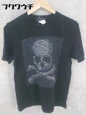 mastermind JAPAN Short sleeve print T-shirt size L Black Men