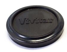 Vivitar 49mm Lens Cap snap on type - slip 51mm ID Genuine Vintage