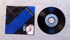 """DISQUE VINYL 45T 7"""" SP / JESSE GARON """"ÊTRE JEUNE"""" 1988 PROMO ROCK, POP"""