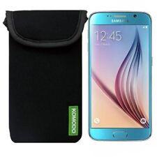 Komodo Samsung Galaxy S6 Neoprene Mobile Phone Pouch Pocket Cover Case ///