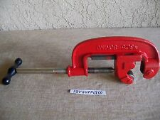 NEW PLUMBING 1'' TO 3'' PIPE CUTTER WITH 2 ALLOY STEEL CUT WHEELS