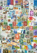 2.000 verschillende postzegels NEDERLAND