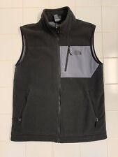 Mens Northface Vest (Medium) - Full-Zip (Black)