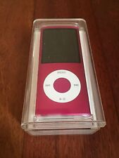 iPod Nano 4th Generation (8GB) Pink New