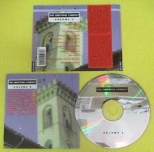 CD Compilation THE GREETINGS COMPACT volume 2 LITFIBA GIORGIO CANALI no lp (C48)