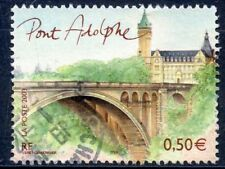 STAMP / TIMBRE FRANCE  OBLITERE N° 3627  CAPITALE / PONT ADOLPHE