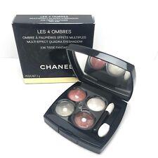 CHANEL Les 4 Ombres Quadra Eye Shadow 236 TISSE FANTAISIE 0.04 oz / 1.2 g NIB
