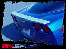 Chevy Corvette C6 Rear Spoiler By Rk Sport 16012010 Gelcoat Gray Ready To Paint