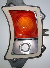 Mk2 Cortina Indicator Seal & Screw Set GT Lotus Savage 1600E Super De-Luxe
