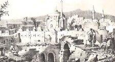 Palestina - Tolemajde San Giovanni d'Acri 1857
