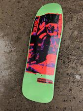 Old School Santa Cruz Tom Knox Discord Reissue Skateboard Deck