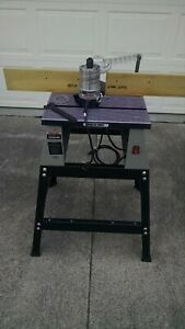 Porter Cable Router Table w/691 Router & Stand, Lightly Used, Great Condition