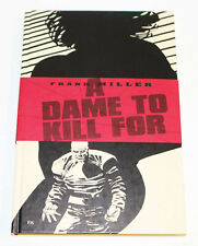 Frank Miller : Sin City A Dame to Kill For - 1st Ed Hardcover Dark Horse 1994
