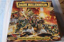 Games Workshop Warhammer 40k Dark Millennium Supplement Boxed Set 1990s Job Lot