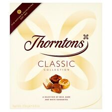 THORNTONS CLASSIC COLLECTION 248g CHOCOLATE BOX THANK YOU PRESENT GIFT 231938