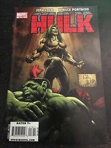 Hulk#18 Incredible Condition 9.4(2010) Doc.Samson,Portacio Art!!