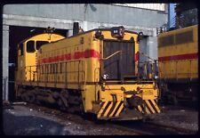 Original Rail Slide - BCH British Columbia Hydro 910 New Westminster BC 8-22-'79