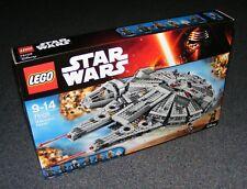STAR WARS LEGO 75105 MILLENNIUM FALCON BRAND NEW SEALED BNIB