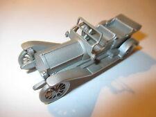 Thomas K6-7 (1909) open tourer, Zinn Pewter, Danbury Mint ca. in 1:60!