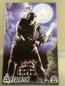 TEXAS CHAINSAW MASSACRE Fearbook #1 : Avatar Comics 2007 VF, horror, movie