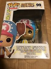 Funko Pop Animation: Shonen Jump One Piece - TonyTony. Chopper Vinyl Figure #99