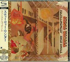 "Stevie Wonder SEALED BRAND NEW SHM-CD ""Fulfillingness' First Finale"" Japan OBI"