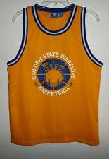 Euc Worn Once Mens M Adidas Golden State Warriors The City Nba Basketball Jersey