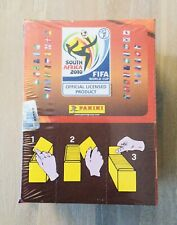 Panini WC WM 2010 South Africa - 1 x Display Box 100 Tüten - 500 Sticker - OVP