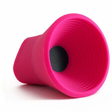 KAKKOii Wow Bluetooth Speaker - Pink