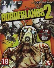 Borderlands 2 Game PS3