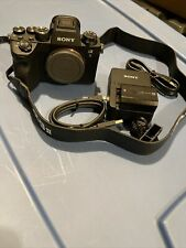 Sony Alpha ILCE-9 24.2MP Mirrorless Camera - Black (Body Only)
