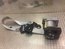 MERCEDES CLASE C W203 delantero derecho Cinturón De Seguridad Gris 2038604485