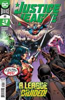 Justice League #49 Cvr A Eddy Barrows Cover (2020 Dc Comics) First Print